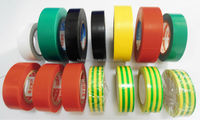adhesive Insulation Green and Yellow PVC Adhesive Tape/Lead Free Insulation Tape flame retardant