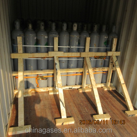 Industry Grade Sulfur Hexafluoride (SF6) Gas Factory