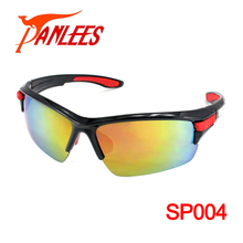Hot sale Unisex Panlees Fashion In Eyeglasses Bicycle Fluorescent Frame Polarized Day Night glasses