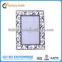 F00010I Luxury Metal photo frame/Alloy photo frame