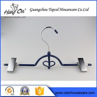 Chrome Plastic Coated Wire Hanger , Cheap Stainless Steel Wire Hanger