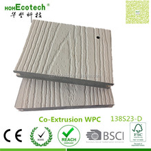 upgraded version wpc flooring WPC co-extrusion decking