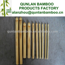[Factory Direct Sales] Bamboo Crochet Hooks