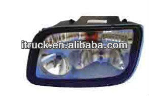 european truck spare parts auto lamp head lamp FOR MERCEDES TRUCK