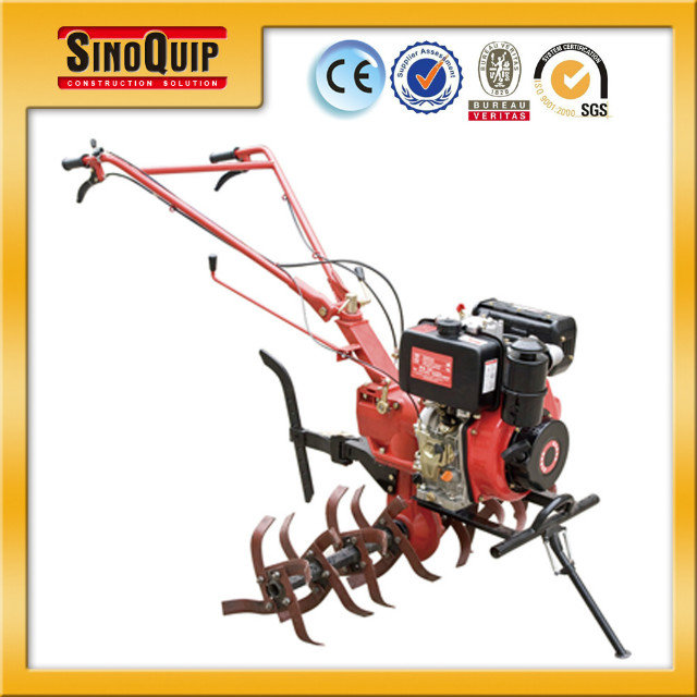Diesel 10HP Engine Powered Tiller/cultivation Model 1WG6.3(SD910W)
