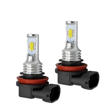 NEW HOT!! <strong>Car</strong> Lighting Accessories 72W V1 LED Fog <strong>Lamp</strong> 2 CSP Chip H8/<strong>H10</strong>/H9/ H11/H16(JP) Auto Fog Light Bulb