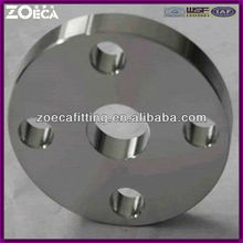 Dn500 Pn10 ASTM A694 F52 Steel Colostomy Flange For Concrete Pump And Argon Oil Made In China With Selling Websites