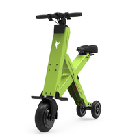 3 Wheel Lithium Battery Best Electric Bike Motor Scooter