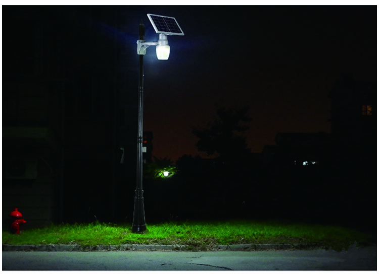 2016 Hot Sale Moon Led Solar Street Light Solar Valentine Decoration Light
