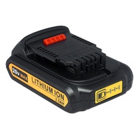 For DeWalt DCB203 20V MAX Compact XR Lithium Ion power tool Battery Packs 2.5 Ah