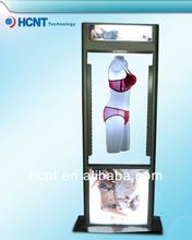 New Invention 2013 Advertising Stand, Magnetic Floating advertising store retail display stand chocolate