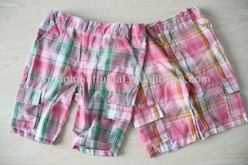 2013 New Pant Design for Boy