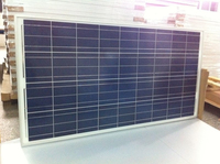 hight efficiency 120w poly solar energy cell for sale to Philippines