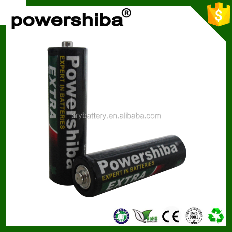 AA size r6p 1.5v um3 battery /rechargeable battery