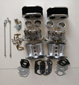 FAJS Carburetor Kit VW Bus, Type 2, Type 4, Porsch 914 Dual 40IDF