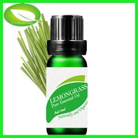 Cympobogon nardus lemongrass essential oil pressure relief muscle pain relief oil