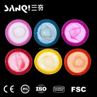 Best colored pink purple red yellow condom