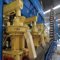 Top grade professional wood pellet machine for elephant grass