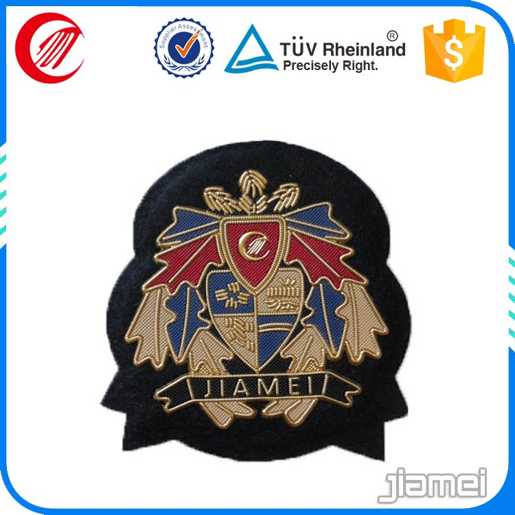 cheap security cap badge