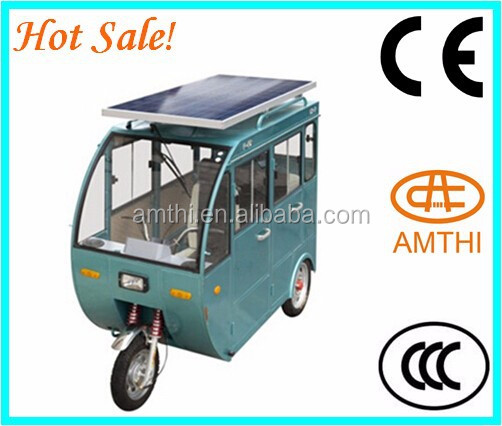 Mini Electric Car,Solar Rickshaw And Hybrid Etrike,Electric Tricycle For Passenger,Amthi