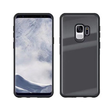 glass hybrid phone case for samsung s9 anti gravity cover for s9 plus