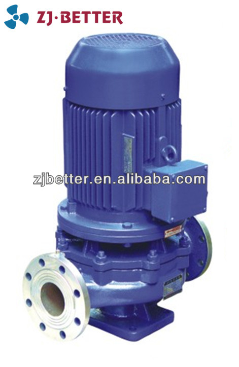 IHG vertical pool chemical dosing pump oilfield chemical pump chemical centrifugal pumps