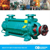 multistage high head centrifugal pump