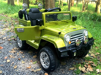 Jeep Style Electric Car For Kids