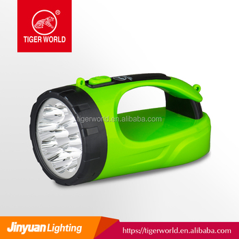 Hot Sales Rechargeable Strong LED Lamp Search Light