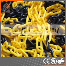 Clear Barrier Traffic Plastic Chains