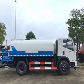 with Chinese famous brand water truck for sales
