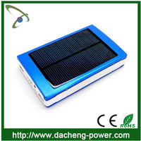 High capacity private label portable phone solar charger 30000mAh