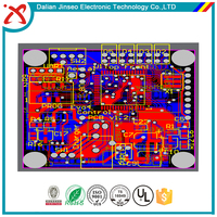 Rohs double-side customized pcb design for samsung