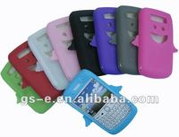 Wings of the Angel silicon rubber case for blackberry 9700