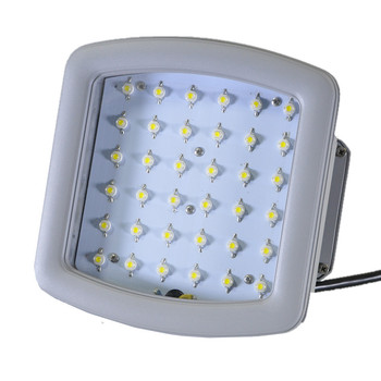 CESP 40W 80W 100W 120W 150W 185W UL844/DLC /ATEX IP68 explosion proof hazardous led light fixture flood lamp