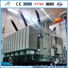 220kV Three phase on load Power Transformer 220v 24v power transformer