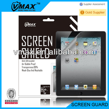 Color screen protectors for iPad 2 oem/odm (High Clear)