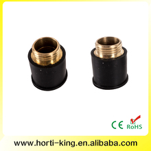 Universal Tap Adaptor With Hose Clamp , Universal Hose Connector For Water Faucet