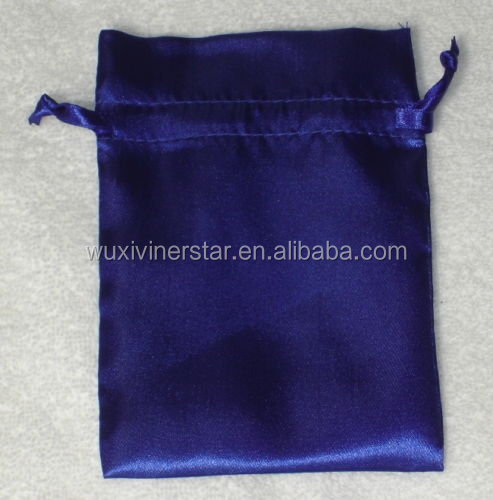 Microfiber custom design jewellery pouch with drawstrings, colourful jewellery pouch, jewelry satin pouch for gift