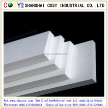 excellent Strength white styrene pvc foam sheets with factroy price