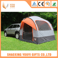 High quality Canvas Beach Camping car roof tent