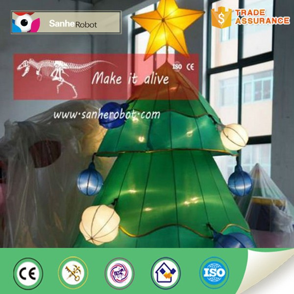 Outdoor led christmas tree decoration