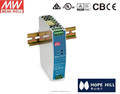 Original MeanWell 75W Industrial DIN RAIL Power Supply 48V 1.6A SMPS NDR-75-48 Slim and Economical