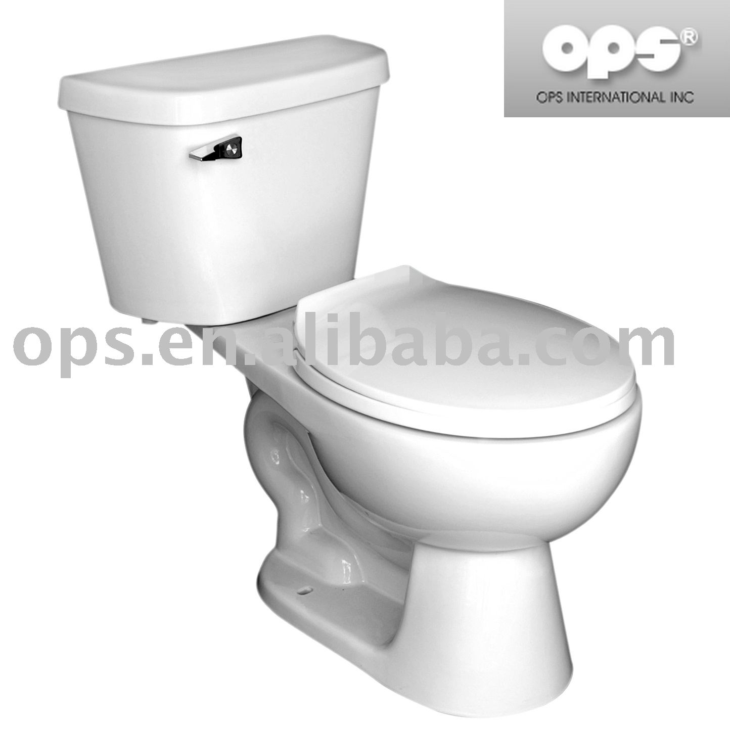 UPC & cUPC Certified Two-Piece Toilet (T/X-6810)