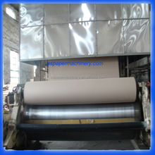 Cardboard Grey board paper making machine with lowest price