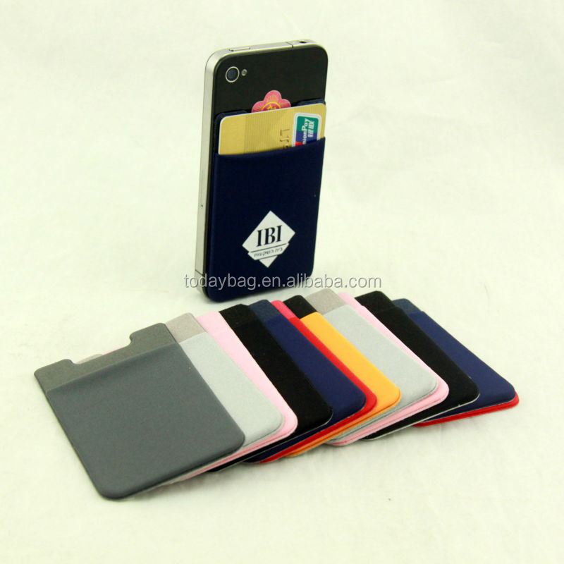 3m Sticky Lylon Smart Wallet for Cellphone