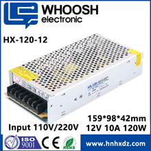 Dual Input 110V / 220V DC to DC 12V 10A 120W Power supply