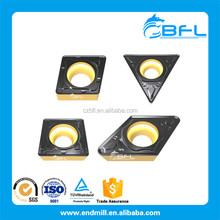 BFL CNC Inserts Tungsten Carbide Triangle Inserts For CNCTesting