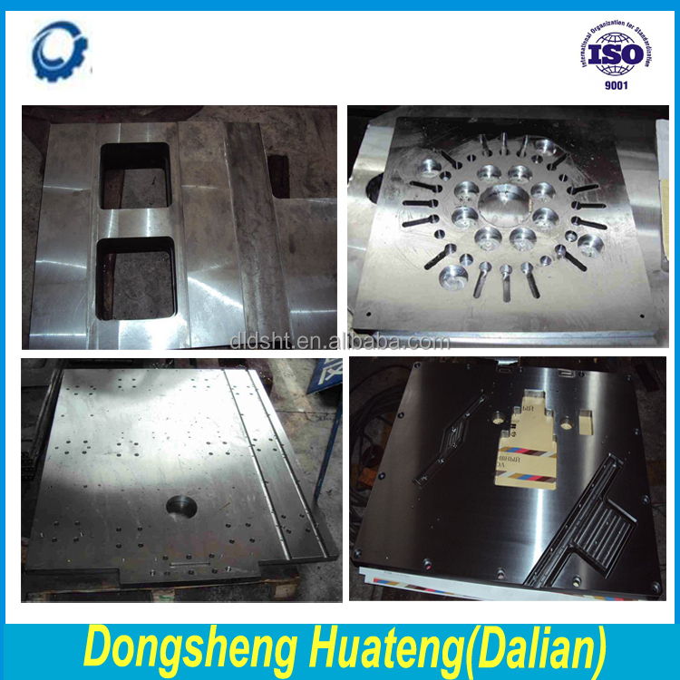 OEM Manufacturer for Precision CNC Drilling Parts Wire