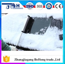 OEM service multi long handle adjustable car snow shovel